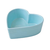 多莉5.5吋愛心深盤 藍色
