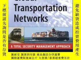 二手書博民逛書店Securing罕見Global Transportation