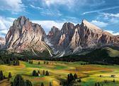 【拼圖總動員 PUZZLE STORY】阿爾卑斯山 義大利/Clementoni/1000P