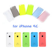 iPhone 5C 超薄 保護殼 水晶殼 硬殼 TB
