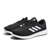 ADIDAS 慢跑鞋 CORERACER 黑白 網布 基本 運動 休閒 男 (布魯克林) FX3581