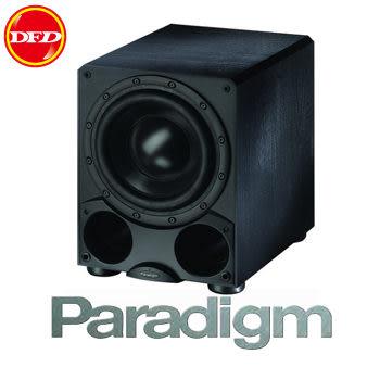 加拿大 Paradigm DSP-3100 主動式重低音喇叭(10吋200W)