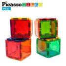 美國畢卡索 PicassoTiles PT27 磁性積木片英文字母組 建構片智能玩具