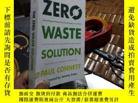 二手書博民逛書店The罕見Zero Waste Solution Untrash
