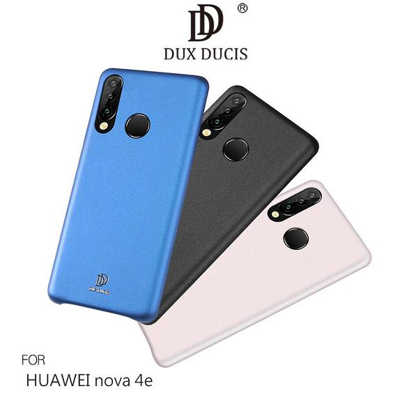 【愛瘋潮】DUX DUCIS HUAWEI nova 4e / P30 Lite SKIN Lite 保護殼 軟殼 鏡頭保護