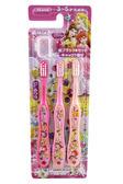 【卡漫城】 公主 兒童 牙刷 粉 3-5歲 三支一組 ㊣版 迪士尼  小美人魚 灰姑娘 長髮 睡美人 貝兒