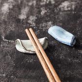 創意陶瓷筷子架酒店擺臺餐具筷托酒店筷子托