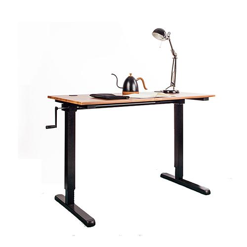 【BNS居家生活館】台灣製BACKBONE-CityDesk國民升降桌拼接木/升降桌/工作桌