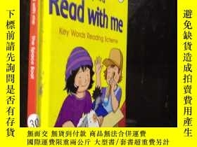 二手書博民逛書店Ladybird罕見Read with me key Words