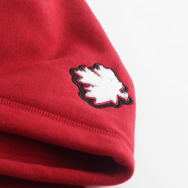 Roots-女裝-冬季加拿大系列帽T - 灰色