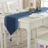 【Bbay】桌旗卓巾 桌旗 北歐茶桌布藝 棉麻餐桌 裝飾布 床旗