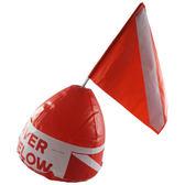 潛水 浮球標示旗組 警示浮標 (簡便型) 浮潛 深潛