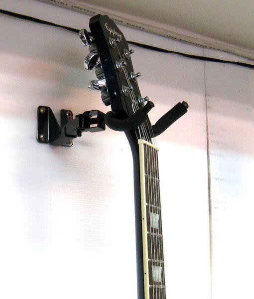 ★集樂城樂器★JYC-H-50-1B牆掛式吉他架(短)