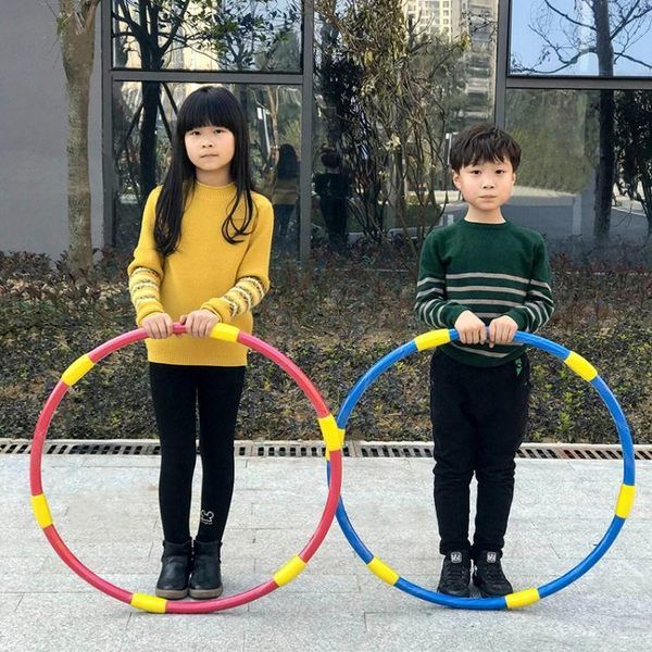 呼啦圈兒童幼兒園小號小學生體操圈寶寶初學者三歲女孩小孩呼拉圈