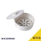 【福利品】ecomo DONABEIHWH 日式耐熱陶鍋 米白 IH爐 原廠公司貨