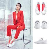 [TellCathy ]PUMA Basket Crush Wns 女性復古籃球愛心運動鞋-紅白色 36955601