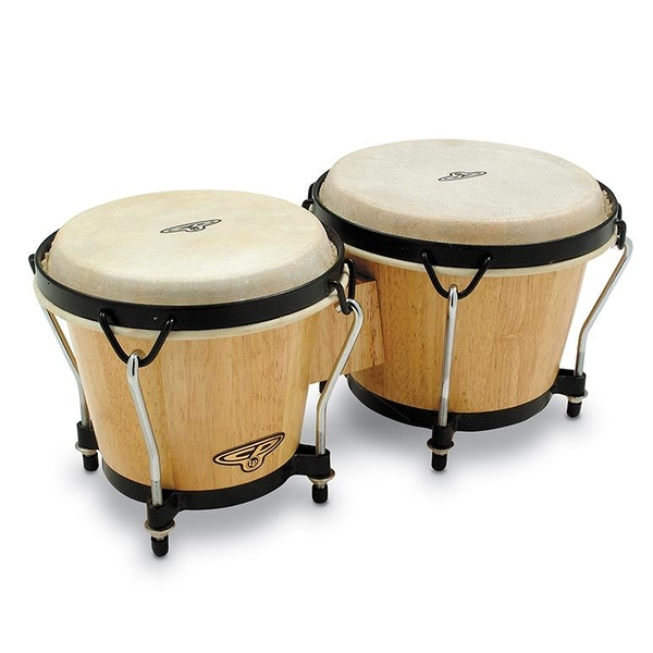 LP邦哥鼓CP221-AW Traditional Bongos, Natural Wood