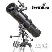 正像大口徑深空望遠鏡觀星天文望遠鏡高清高倍 igo 小明同學