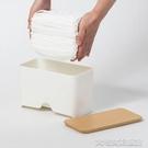 口罩收納一次性口罩收納盒家用大容量抽取式廚房紙巾盒幼兒園成人學生兒童 【快速出貨】
