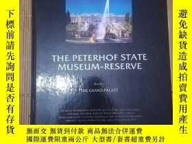 二手書博民逛書店THE罕見PETERHOF STATE MUSEUM-RESERVE BOOK 1:THE GRAND PALAC