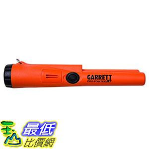 [106美國直購] Garrett 1140900 金屬 探測器 Pro-Pointer AT Waterproof Pinpointing Metal Detector, Orange