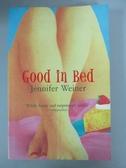 【書寶二手書T9/原文小說_IBD】Good in Bed_精平裝: 平裝本
