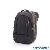 Samsonite新秀麗 Torus多功能夾層可調式筆電後背包14 (黑)