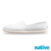 native VERONA 男/女鞋-貝殼白x牛奶骨