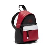Nike 後背包 Air Jordan Backpack 黑 紅 男女款 喬丹 小包 兒童款 運動休閒 【ACS】 JD2113010TD-001