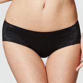 華歌爾-V機密M-LL低腰三角褲(性感黑)QS1101BL(未購滿1000恕無法出貨)