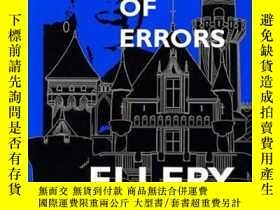 二手書博民逛書店The罕見Tragedy Of Errors And OthersY255562 Ellery Queen C