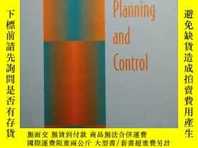 二手書博民逛書店Distribution:罕見Planning and Cont