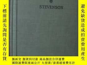 二手書博民逛書店英文原版小說罕見Stevenson s Treasure Isl