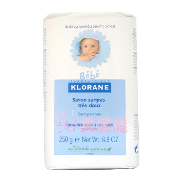 【美麗魔】KLORANE蔻蘿蘭 寶寶保濕乳霜皂250g