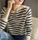針織衫女 針織上衣可以貼身穿的精紡毛衣 ...