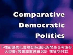 二手書博民逛書店Comparative罕見Democratic PoliticsY255174 Keman, Hans Sag