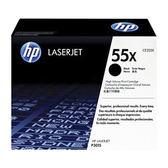 【分期0利率】HP 原廠黑色碳粉匣 CE255X 適用 HP LJ P3015X 雷射印表機
