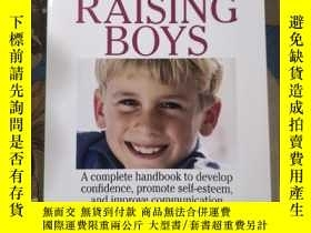 二手書博民逛書店PARENT`S罕見GUIDE TO RAISING BOYSY