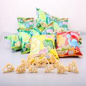 泰國 小當家恐龍脆餅(1包入) 3款可選【小三美日】團購/零食