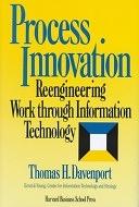 二手書博民逛書店《Process Innovation: Reengineering Work Through Information Technology》 R2Y ISBN:0875843662