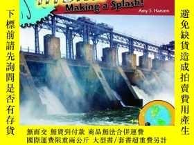 二手書博民逛書店水電:引起轟動!hydropower:making罕見a splash!Y335736 Amy S. Hans