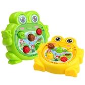 打地鼠電動打地鼠玩具寶寶1-3歲嬰幼兒益智男女孩敲擊兒童玩具 蜜拉貝爾