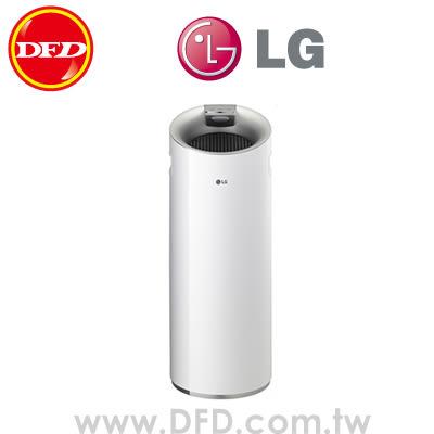 樂金 LG AS401WWJ1 空氣清淨機(圓柱型) 支援WiFi 白色 韓國原裝進口 公司貨 無禮贈