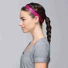 雙層運動防滑彈力髮帶 運動髮帶