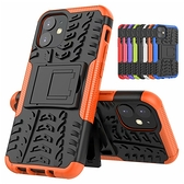 蘋果 iPhone12 Pro Max 12Pro 12Mini 手機殼 輪胎紋 防摔 全包邊 內軟殼 TPU 外硬殼 PC 保護殼