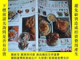 二手書博民逛書店THE罕見NEW VEGETARIAN COOKBOOKY205