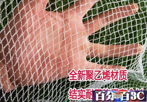 防鳥網 粘紗網果園保護戶外神器西瓜防烏枇杷農用攔 百分百