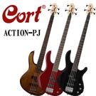 ★Cort★Action PJ電貝斯(三...