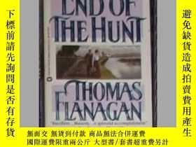 二手書博民逛書店英文原版罕見The End of the Hunt by Tho