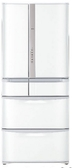 日立615公升六門(與RSF62J同款)冰箱星燦白RSF62JW